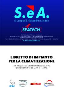 ASSISTENZA CALDAIE: Nuovo Libretto di Climatizzazione secondo le direttive del DPR 74 del 16.04.2013