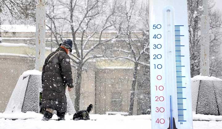 Se le temperature si dovessero abbassare in picchiata (cosa rara da noi ma probabile)…