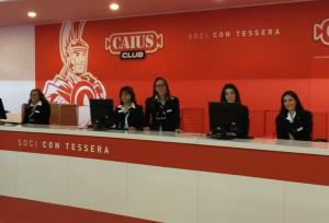 Caius club