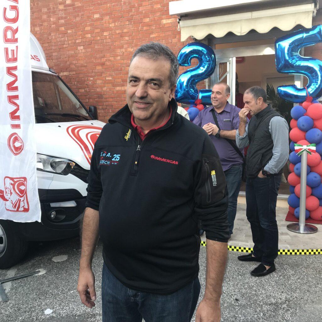 25 anni SeA Campatelli