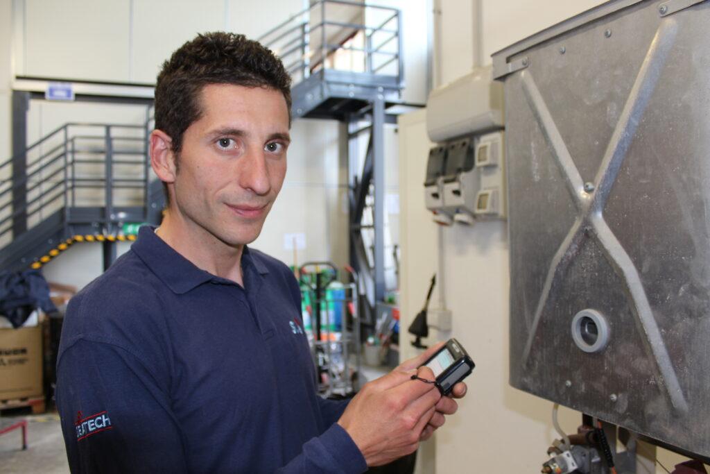Assegnazione codice catasto impianti termici